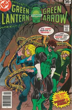 Green Lantern Vol. 16 No. 104  1978 by TheSamAntics on Etsy