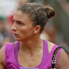 Sara Errani (Italian, Tennis Player) was born on 29-04-1987.  Get more info like birth place, age, birth sign, biography, family, relation & latest news etc.