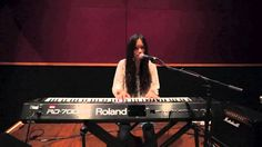 """LIVE Piano Session- """"Wounded Heart"""" cover by Fang-I Liu  Be sure to read all about her in Hottest New Artist the Book  http://hnabook.com/order"""