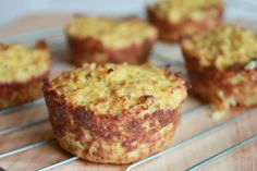 Delighted Momma: Cauliflower Biscuits