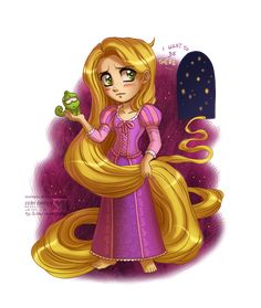 Tangled: Rapunzel by `daekazu on deviantART ~ Disney Disney Rapunzel, Rapunzel Cartoon, Rapunzel Characters, Tangled Rapunzel, Princesa Disney, Princess Rapunzel, Disney Princesses, Tangled 2010, Disney Love