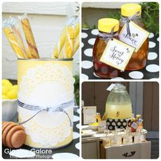 Just BEE-cause Tea Party