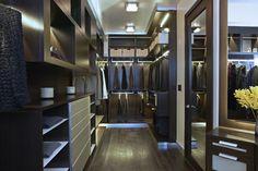 The Boutique Closet - contemporary - closet - los angeles - Lisa Adams, LA Closet Design
