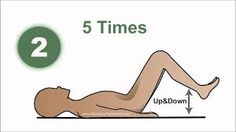 Physical therapy exercises with a combination of strengthening and stretching are key to any sciatica treatment plan. These 11 easy physical therapy for sciatica exercises have shown to relieve pain in less than 15 minutes for most of sciatica sufferers. Sciatica Pain Relief, Sciatica Exercises, Sciatic Pain, Sciatic Nerve, Nerve Pain, Back Pain Relief, Physical Therapy, Back Pain, Yoga