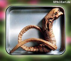 Alien 1: Chest Burster, Modell-Bausatz ... http://spaceart.de/produkte/al138.php
