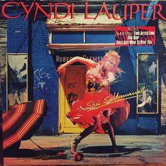 Cyndi Lauper - She's So Unusual - 1983 #ontheturntable #nowspinning #vinyljunkie #vinylporn #vinyllover #ilovevinyl #lpoftheday #lpoftheevening #ilovevinyls #vinyl #vinyls #vinylcollection #vinylcollector #vinylcollectionpost #33t #lp #ilvovelps #spinningrecords #vinyliscool #vinylisdope #vinylcommunity #instavinyl #Vinylgen_Feature #dustandgroove #albumart #clubphono #cyndilauper