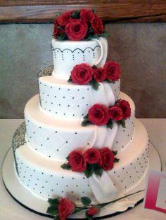 kroger wedding cake wedding cakes cheryl nagy wins the beginner category