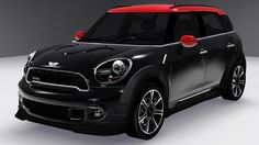 Fresh-Prince Creations - 2013 MINI Countryman JCW #Sims3