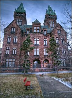 Buffalo Psychiatric Center Haunted | ... Buffalo Psychiatric Center (originally Buffalo State Asylum for the