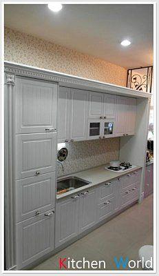 一字型廚房 - Google 搜尋