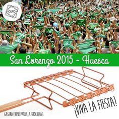 Felices Fiestas de #Huesca. #SanLorenzo