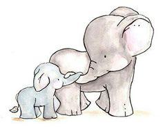 Twinkle twinkle little star archival print elephant nursery childrens art kids room decor kids wall art child decor baby art Kids Room Art, Art Wall Kids, Art For Kids, Playroom Art, Animal Drawings, Cute Drawings, Elephant Drawings, Baby Elephant Drawing, Elephant Watercolor