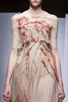 details @ Yiqing Yin Fall 2013 Couture