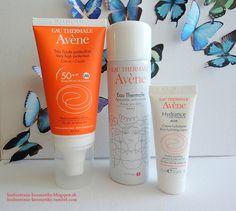 Hodnotenia kozmetiky: Avéne Sun High Protection - kozmetická sada