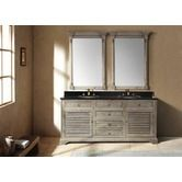 "Found it at Wayfair - Astrid 71"" Double Bathroom Vanity"