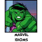 Marvel Idiom Comics