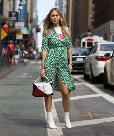 The Dress All The Fashion Girls Love