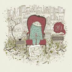 Illustrator María Alconada Brooks « Illustration Friday