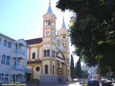 Matriz Santo Antônio de Pádua - Santo Antônio da Platina (PR)