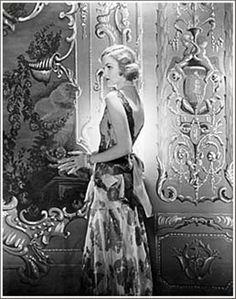 Doris Duke by Cecil Beaton