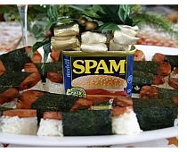 Spam Musubi loved this as a kid and LOVED eating it in hawaii!!!