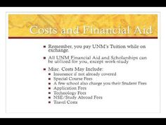 Student Exchange Programs at UNM - YouTube
