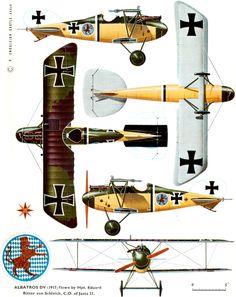 Albatros D.Va Jasta 21