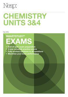 chemistry units 3 4 smartstudy questions guide vce revision rh pinterest com  neap smartstudy english guide