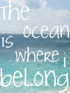 Where I belong