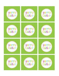 Free printable happy easter tags holiday easter pinterest printable easter tag 001g box negle Gallery