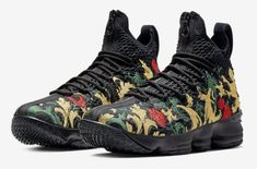premium selection 8c9ab 2d463 The KITH x Nike LeBron Performance 15 Closing Ceremony is featured in its  official images and potentially dropping at select Nike stores.