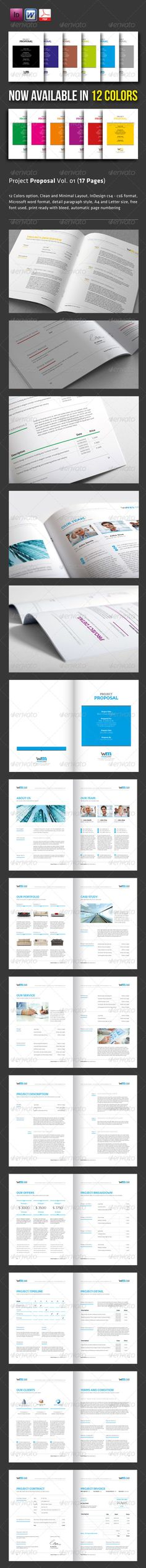 Proposal Template Microsoft Word It Consulting Services Proposal Template  Proposal Templates .