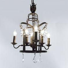 Zentique Corette Hanging Light #interiorhomescapes #zentique #design #decor #lighting #chandelier