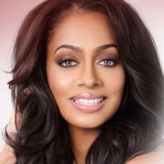 LaLa Anthony, hair is bangin' Natural Hair Styles, Long Hair Styles, Beautiful Black Women, Beautiful Ladies, About Hair, Beautiful Celebrities, Look Fashion, Hair Inspiration, Hair Beauty