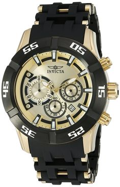 18575c9595a Invicta Mens Sea Spider Quartz Stainless Steel Casual Watch Model  21819     You can