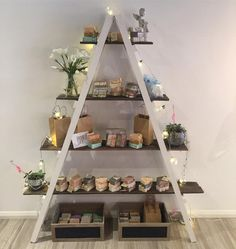 Soap Display by June