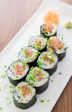 How To Make Sushi with Step-by-Step Breakdown