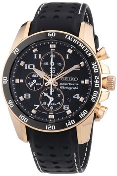 Gold watches : Gold watches men Seiko