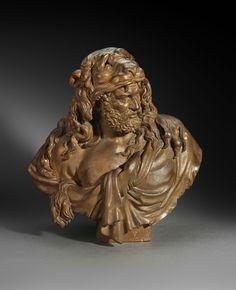 20 cm Karl Marx Bust Handmade In Englan