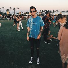 Coachella outfits, Coachella Valley Music and Arts Festival, menswear, music, looks and inspiration Male Fashion, Fashion Looks, Coachella Looks, Music Festival Outfits, Streetwear, Swag, Menswear, My Style, Celebrities