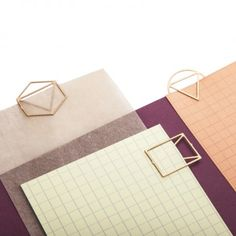 Fundamental Paperclips Brass