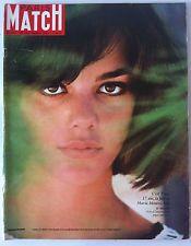 Paris Match 28/09/1963; Tina fille de Maria Montez/ Brassens en Sorbonne