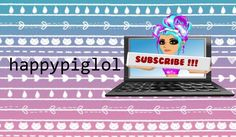 Edit for Queenpurplecat1 on msp :) Her Youtube Channel is: Happypiglol