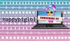 Edit for Queenpurplecat1 on msp :) Her Youtube Channel is: Happypiglol