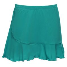 DTL Ruffle Tennis Skirt with Shorts (Small, Jade) DTL Down The Line Sportswear Inc. http://www.amazon.com/dp/B00A17AAAC/ref=cm_sw_r_pi_dp_1b.Rwb1H4B2NC