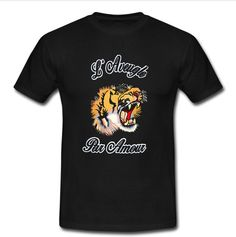 L'Aveugle Par Amour T-shirt
