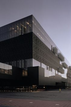 Utrecht University Library - Wiel Arets Architects