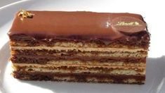 France is an absolute dreamland for all the food lovers and all the sweet-toothed out there. Here's a list of the top 5 French pastry treats you must try Torte Recepti, Kolaci I Torte, Opera Cake, Torte Cake, Croatian Recipes, Special Recipes, Sweet Cakes, Sweet Bread, French Pastries