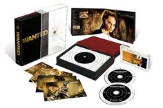 collector edition box set   ... DVD/Blu-ray Box Sets Ever   Wanted 2-Disc Set DVD Collector's Edition