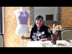 Top violeta tejido en gancho fácil y rápido - tejiendo con Laura Cepeda - YouTube